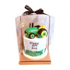 Caixa de pvc transparent per pastís